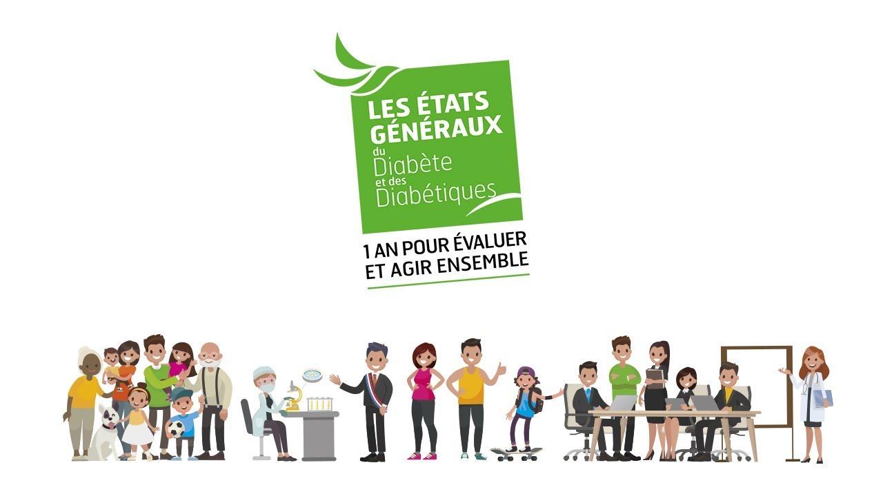 Etats Généraux du Diabète et des Diabétiques : réunion régionale le 13 avril 2018