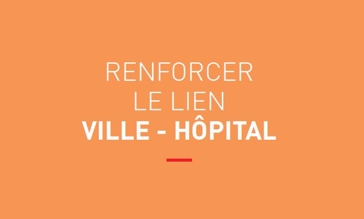 Renforcer le lien ville-hôpital : rapport de la Fédération Hospitalière de France