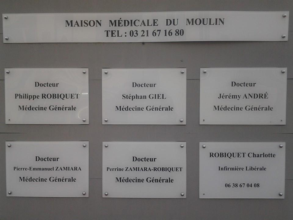 maison médicale du moulin avion