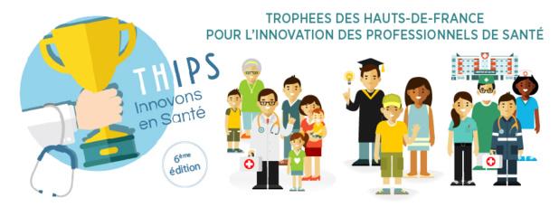 Trophées Hauts-de-France pour l'innovation des professionnels de santé
