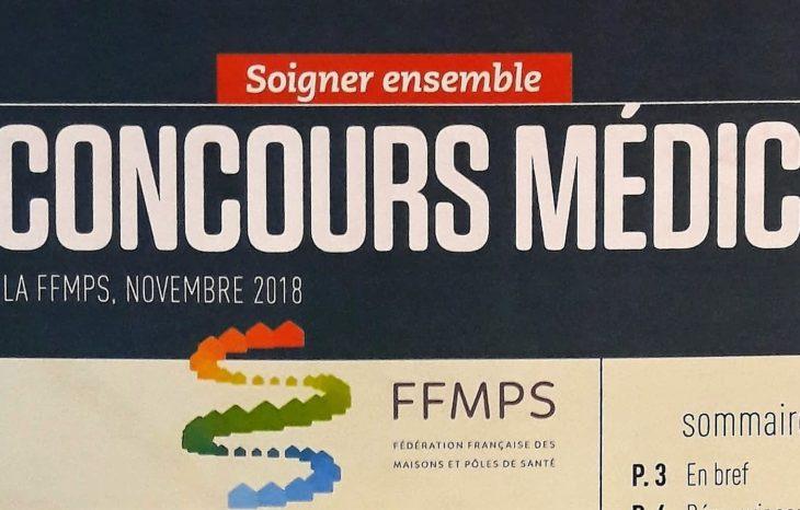"""Le concours médical : La FEMAS Hauts-de-France à l'honneur dans le 1er """"Cahier de la FFMPS"""""""