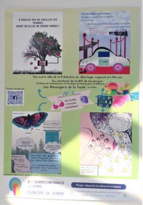 Affiche Hautmont FFMPS