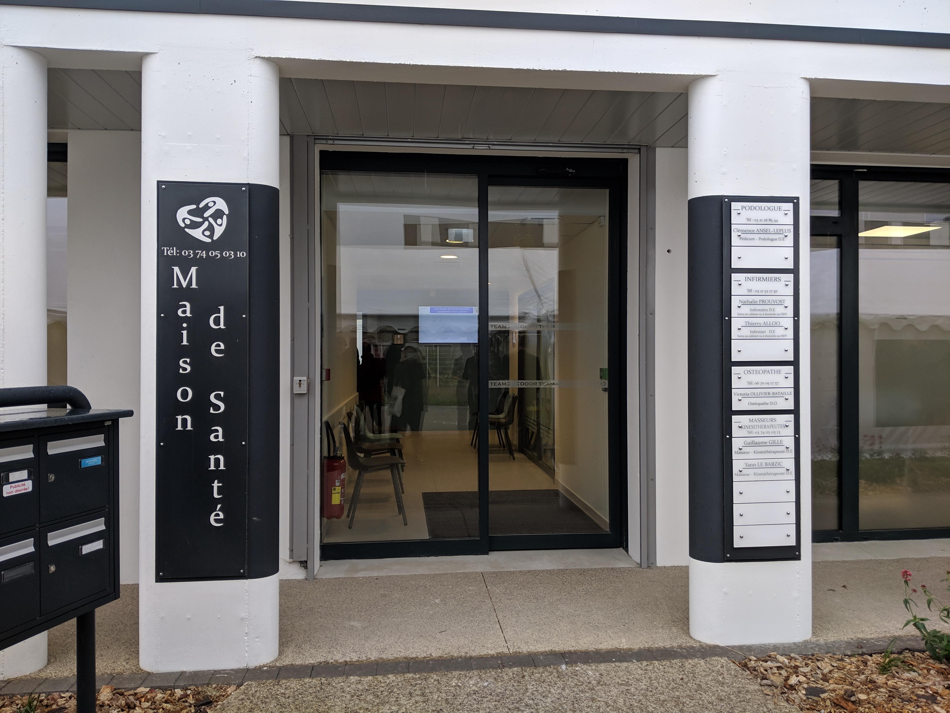 Inauguration de la Maison de Santé de Lestrem