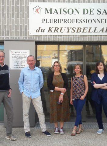 Reportage – La Maison de Santé de Dunkerque