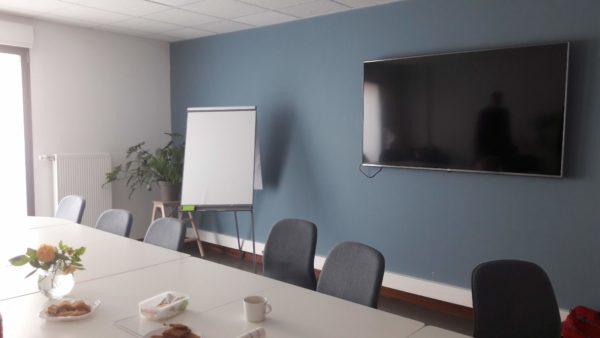 Salle réunion MSP Dunkerque