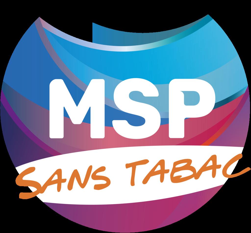logo msp sans tabac