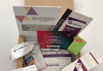 Contenu de la box MSP sans tabac