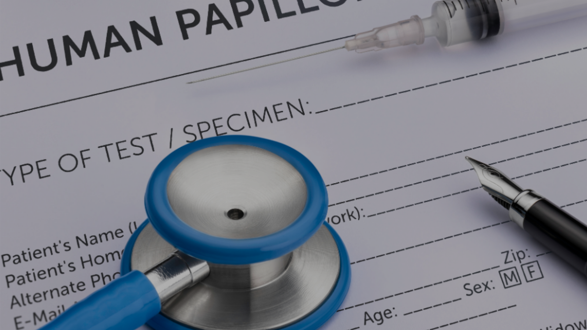 Vaccination HPV